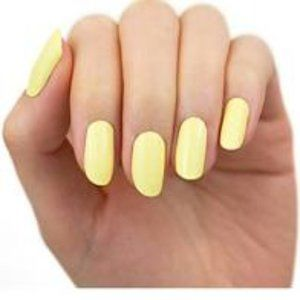 Belgian Buttercup Color Street Dry Nail Strips